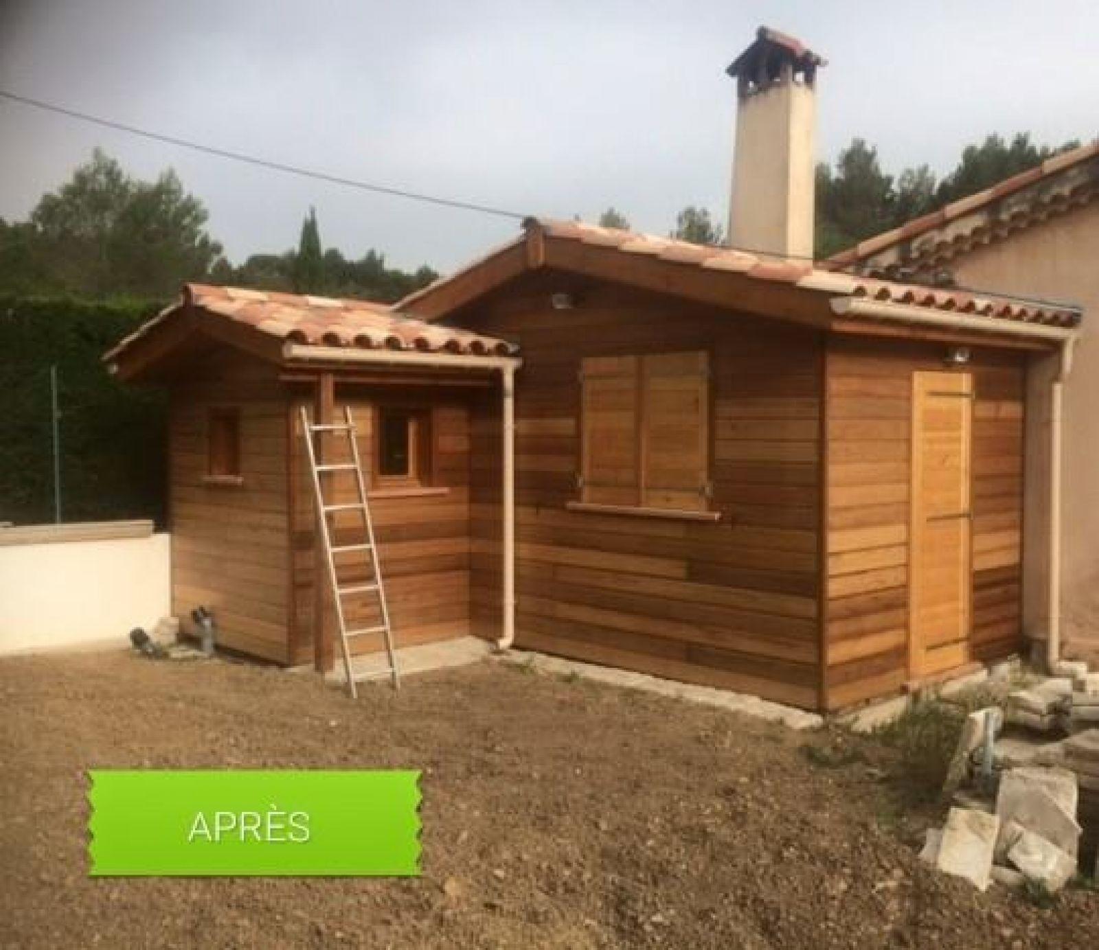 Agrandissement de maison pourquoi choisir une extension for Agrandissement maison ossature bois