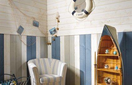 comment r aliser une d coration bord de mer chez soi. Black Bedroom Furniture Sets. Home Design Ideas