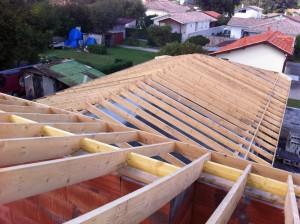 Construction charpente Gironde Attex