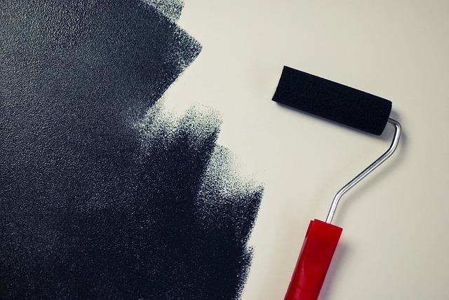 Magasin de vente de peinture professionnelle
