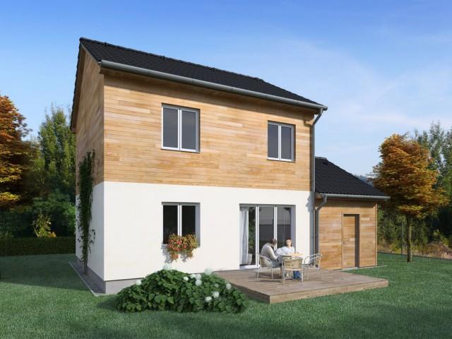 Construction de maison en bois à Chalon-sur-Saône